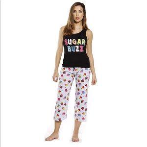 NEW🎀  Capri Sets Women Sleepwear PJS🎀